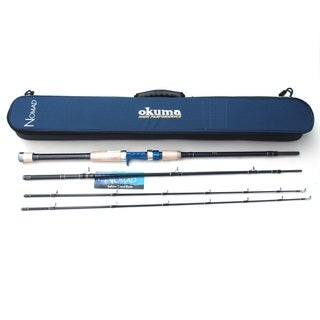 Link to Okuma Nomad Travel Spin Fishing Rod Similar Items in Fishing Rods & Reels