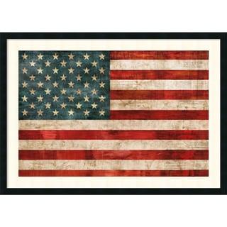 Luke Wilson 'Allegiance' Framed Art Print 42 x 30-inch