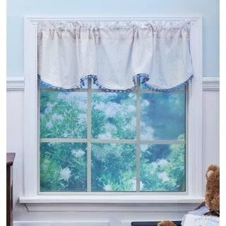 Nurture Imagination Nest Curtain Valance