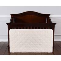 Natural Crib Mattress in White