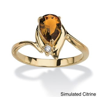 fe1ccade5 Buy Crystal Rings Online at Overstock | Our Best Fashion Jewelry Store Deals