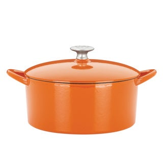 Dansk Mario Batali 2-cup Persimmon Mini Dutch Oven