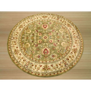 EORC Green Green Mahal Rug (3'11 Round)