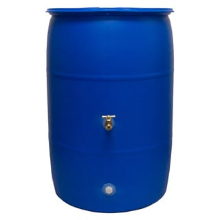 Koolscapes 55 Gallon Rain Barrel 12651539 Overstock