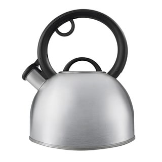 Copco Diplomat Silver 2-quart Tea Kettle