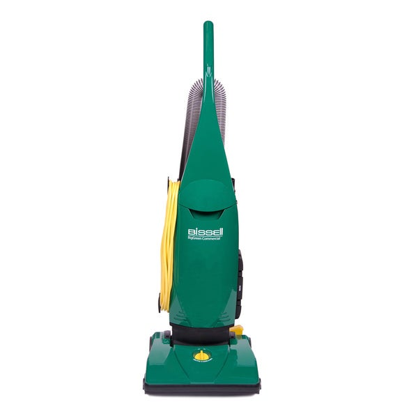 """Bissell Commercial BGU1451T """"PowerForce"""" Upright Vacuum with Tools. Opens flyout."""