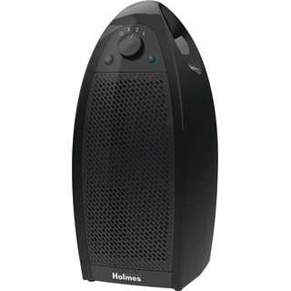 Holmes HAP9412B-UA HEPA-Type Air Purifier, Mini-Tower Black