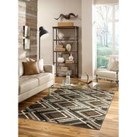 Mohawk Home Augusta Browning Avenue Area Rug (3'4 x 5'6) - 3'4 x 5'6