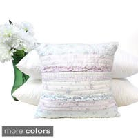 Romantic Chic Lace 16-inch Decorative Pillow