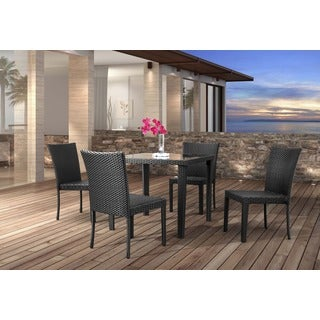 Cavendish Espresso Square Dining Table
