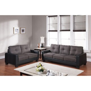 Mirana Sofa and Loveseat Set