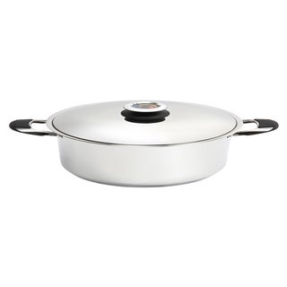 Lorren Home Trends 7-quart Stainless Steel Dutch Oven