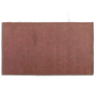 Uttermost Devoe Red Wool Area Rug (5' x 8')