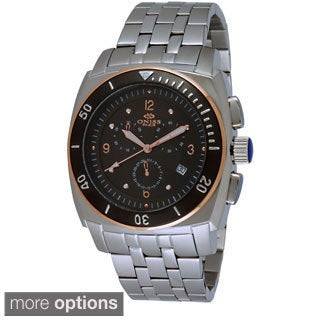 Oniss Men's Fuse Collection Chronograph Watch