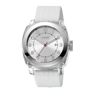 Esprit ES900631003 White Cube Watch