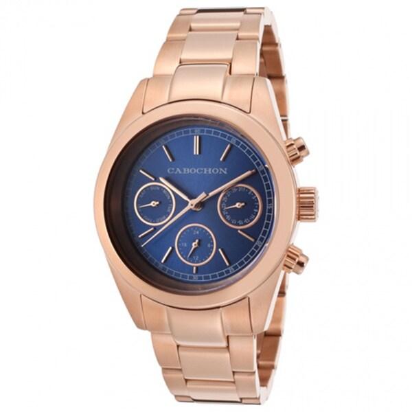 Cabochon De Ce Monde Blue Watch CABOCHON-1118