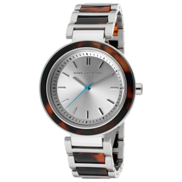 Kenneth Jay Lane Casual Silver Watch KJLANE-2016