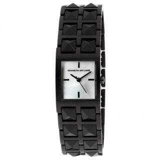Kenneth Jay Lane Women's Classic White Watch KJLANE-1516