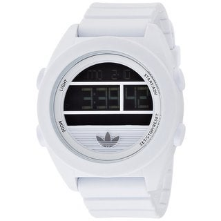Adidas XL Santiago White Watch ADH2908