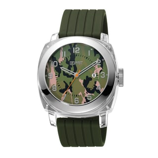 Esprit ES900631003 Green Cube Watch