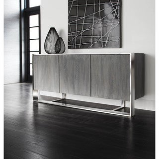 Sunpan 'Club' Dalton Oak Sideboard