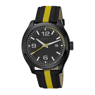 Esprit ES103872003 Race Yellow Analog Watch