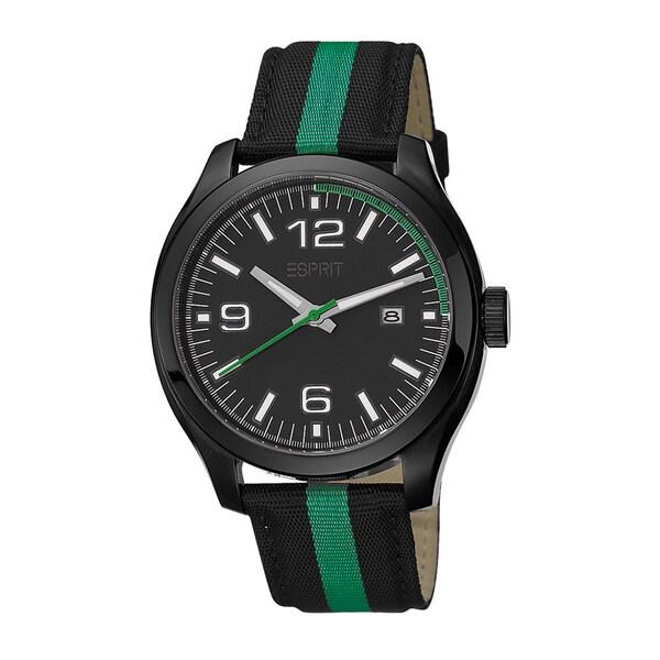 Esprit ES103872001 Race Green Analog Watch