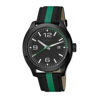 Esprit ES103872001 Race Green Analog Watch
