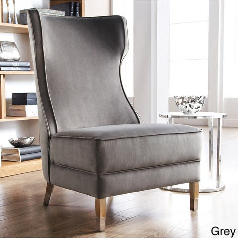 Sunpan '5West' Frances Fabric Winged Chair