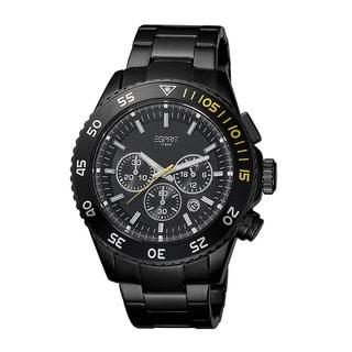 Esprit Men's ES103621006 Varic Chronograph Black Watch