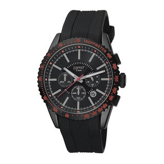 Esprit Men's ES104031003 Calibre Chronograph Night Watch