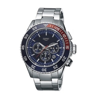 Esprit Men's ES103621009 Varic Chronograph Stainless Steel Watch