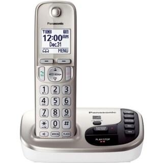 Panasonic KX-TGD220N DECT 6.0 Cordless Phone
