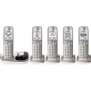 Panasonic KX-TGD225N DECT 6.0 Cordless Phone