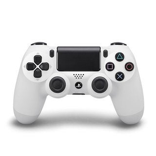 PS4 - Dualshock 4 Wireless Controller (Glacier White)