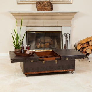 Richfield Coffee Table Bar by Christopher Knight Home