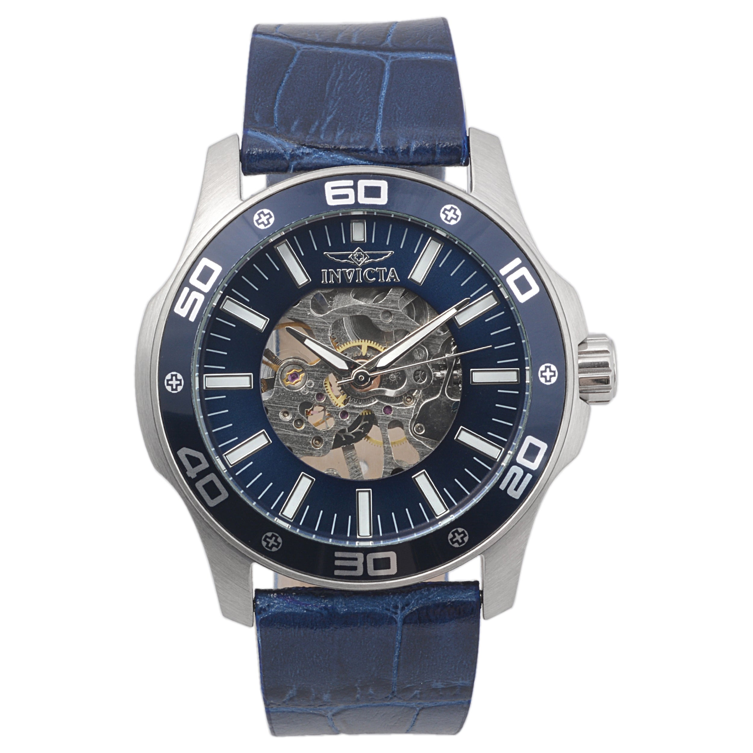 Invicta Men's 17259 Stainless Steel 'Specialty' Mechanica...
