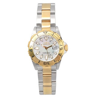 Invicta Women's 17385 Stainless Steel 'Pro Diver' Quartz Watch