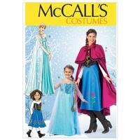 McCall's Patterns-Winter Princess Costume Pattern