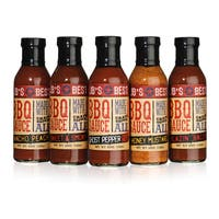 igourmet Beer-infused BBQ Sauce Collection