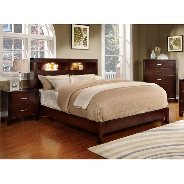 Clay Alder Home Taft 3-piece Smooth Platform Bedroom Set
