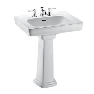 Toto Promenade Lavatory Pedestal Sink