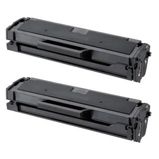 Dell 1160 Compatible Black Toner Cartridges (Pack of 2)