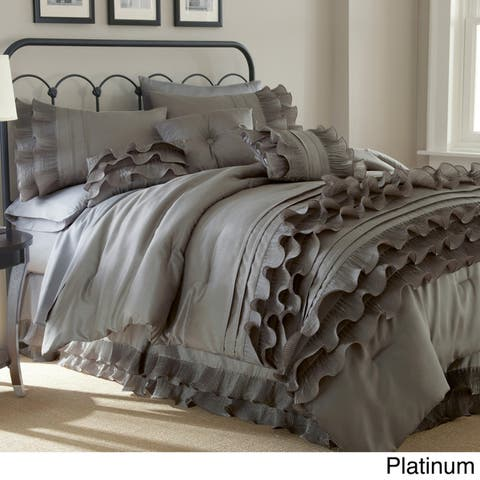 Modern Threads Giselle 8-piece Embellished Comforter Set