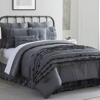 Amraupur Overseas Anastacia 8-piece Embellished Comforter Set|https://ak1.ostkcdn.com/images/products/9207275/P16378018.jpg?impolicy=medium