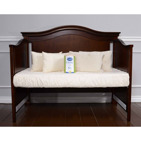 Organic Crib Protector in Cream