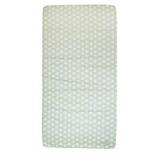 Candide Polka Dot Portable Playard Mattress