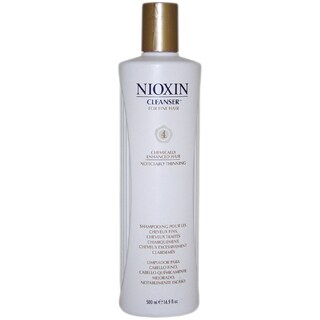 Nioxin System 4 Fine Hair 16.9-ounce Cleanser