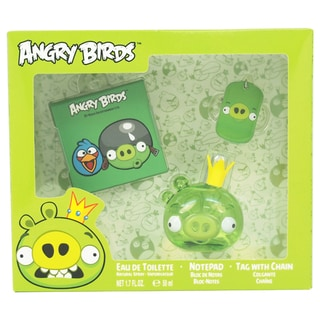Air-Val International Angry Birds King Pig Women's 3-piece Fragrance Set