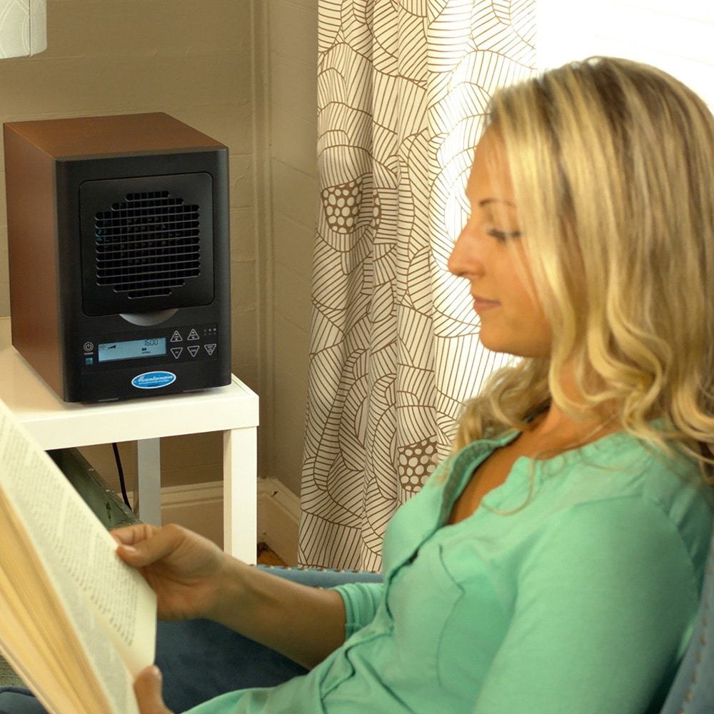 Mountainaire by SUNHEAT MA 4000 Six Stage Portable Electronic Air Purifier